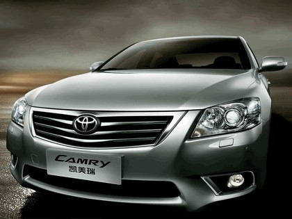2006 Toyota Camry - Chinese version 8
