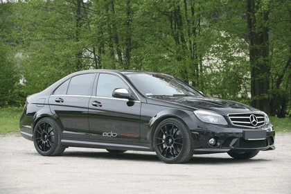 2009 Mercedes-Benz C63 AMG by Edo Competition 1
