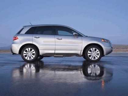 2010 Acura RDX turbo 5