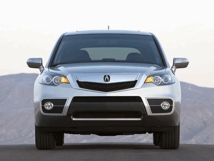 2010 Acura RDX turbo 13