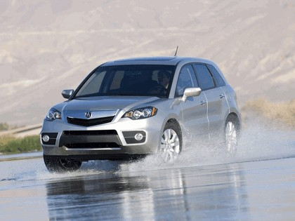 2010 Acura RDX turbo 19