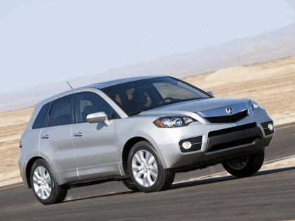2010 Acura RDX turbo 23