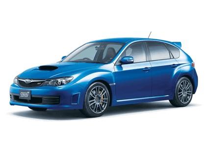 2009 Subaru Impreza WRX STi Spec-C 2