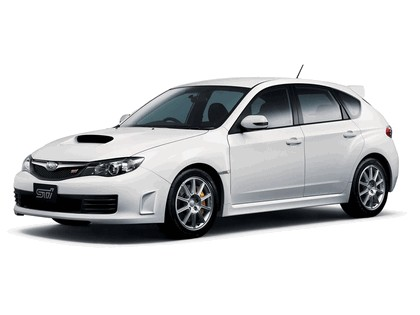 2009 Subaru Impreza WRX STi Spec-C 3