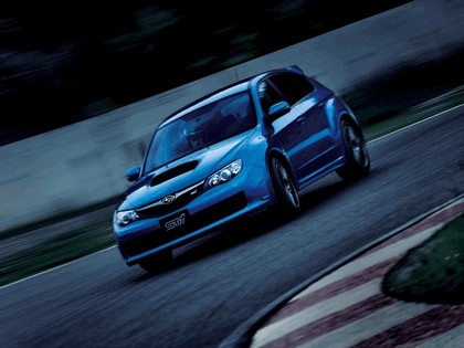 2009 Subaru Impreza WRX STi Spec-C 4