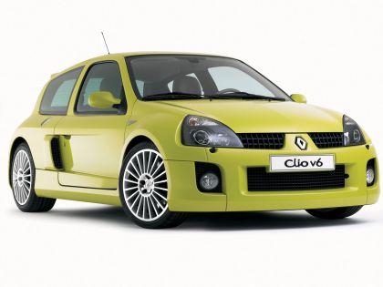 2003 Renault Clio V6 1