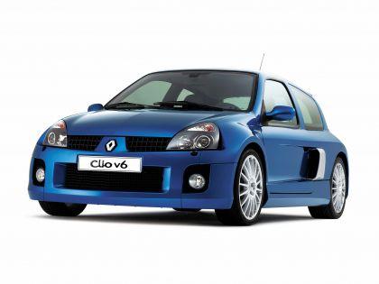2003 Renault Clio V6 3