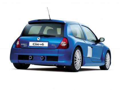 2003 Renault Clio V6 4