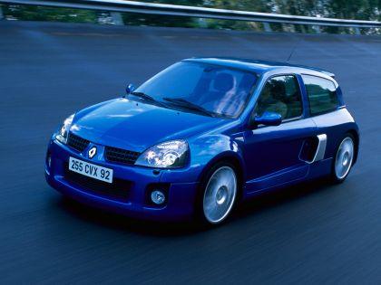 2003 Renault Clio V6 10