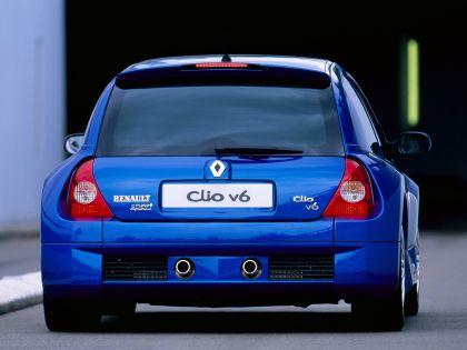 2003 Renault Clio V6 12