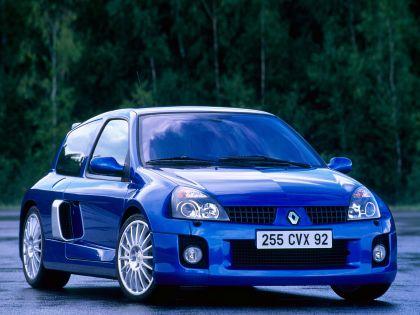 2003 Renault Clio V6 16