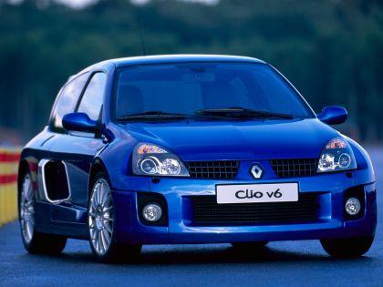 2003 Renault Clio V6 20