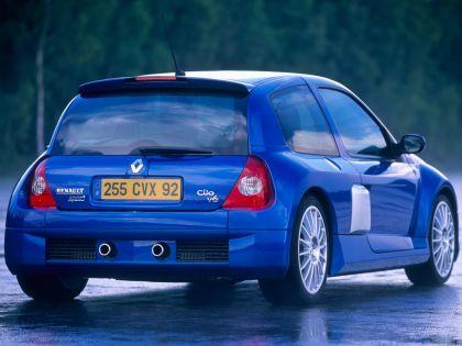 2003 Renault Clio V6 25