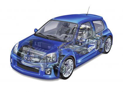 2003 Renault Clio V6 41