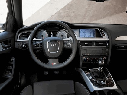 2009 Audi S4 ( B8 8K ) - USA version 6