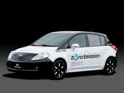 2009 Nissan EV-11 concept 1