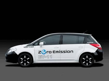 2009 Nissan EV-11 concept 2