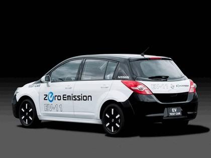 2009 Nissan EV-11 concept 3