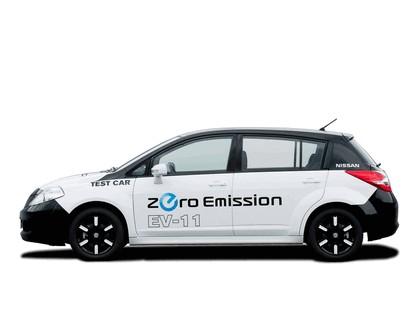 2009 Nissan EV-11 concept 5
