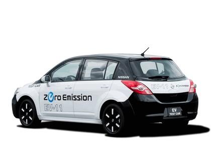 2009 Nissan EV-11 concept 6