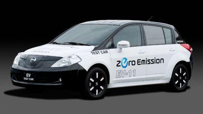 2009 Nissan EV-11 concept 4