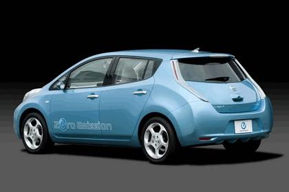 2009 Nissan Leaf 4