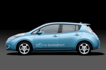 2009 Nissan Leaf 5