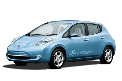 2009 Nissan Leaf 7