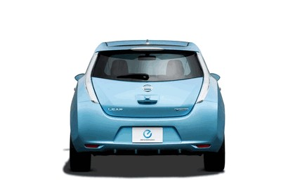 2009 Nissan Leaf 8