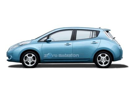 2009 Nissan Leaf 10
