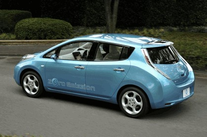 2009 Nissan Leaf 14