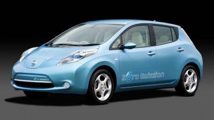 2009 Nissan Leaf 9