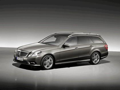 2009 Mercedes-Benz E-klasse Estate 1