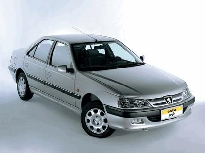 2000 Peugeot Pars 1