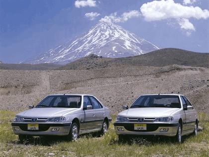 2000 Peugeot Pars 5