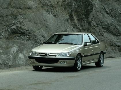 2000 Peugeot Pars 7