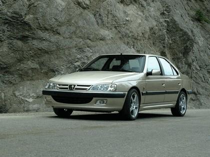 2000 Peugeot Pars 8