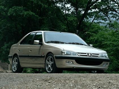 2000 Peugeot Pars 10