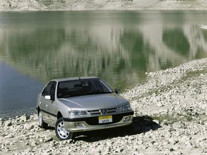 2000 Peugeot Pars 11