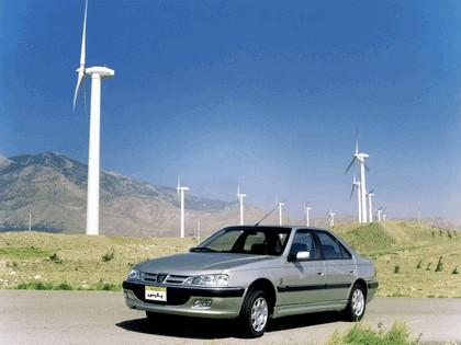 2000 Peugeot Pars 12
