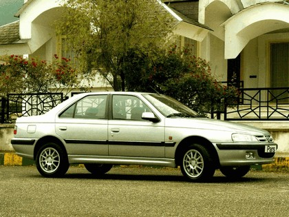 2000 Peugeot Pars 14