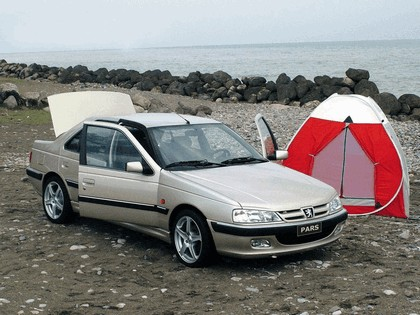 2000 Peugeot Pars 16