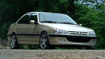 2000 Peugeot Pars 2