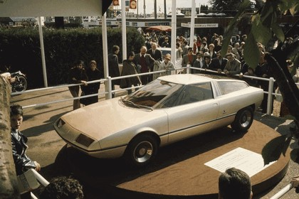 1970 Citroen GS Camargue by Bertone 2