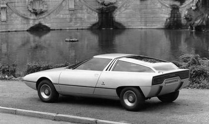 1970 Citroën GS Camargue by Bertone 5