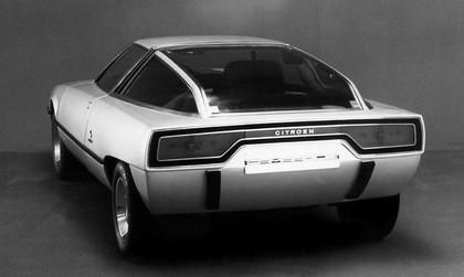 1970 Citroen GS Camargue by Bertone 6
