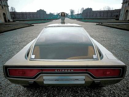 1970 Citroen GS Camargue by Bertone 7