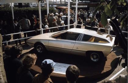 1970 Citroen GS Camargue by Bertone 8