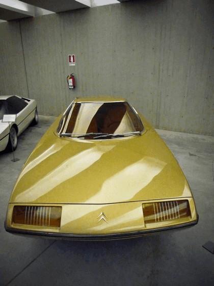 1970 Citroen GS Camargue by Bertone 9