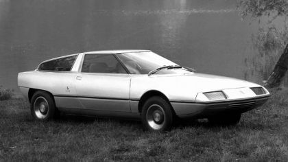 1970 Citroen GS Camargue by Bertone 6